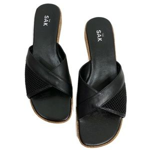 The Sak Women's Sandals, Slides, Wedge Size 10 M